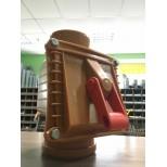 Клапан Обратный D110 рыжий VALFEX
