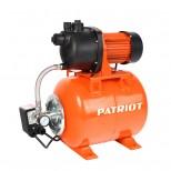 Насосная станция PATRIOT PW 850-24 P (Вт 850, 22л)